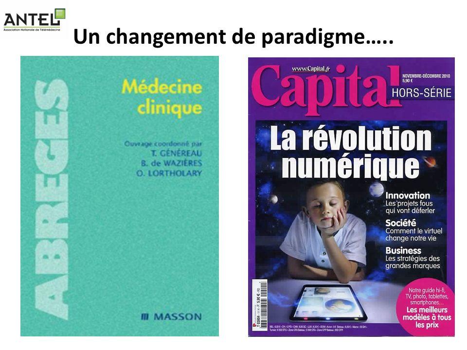 Un changement de paradigme….. 15