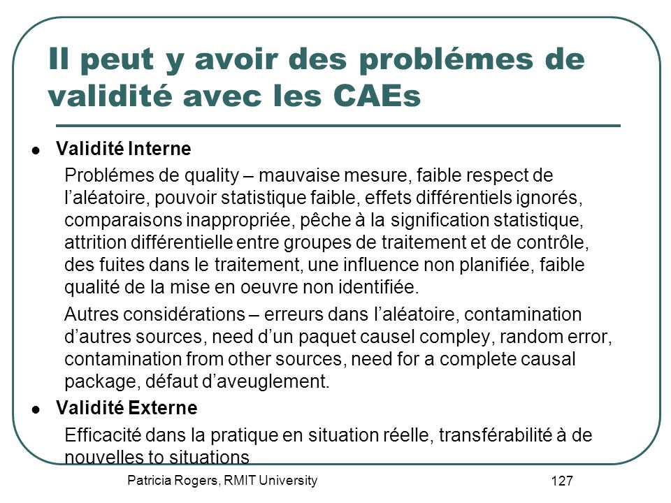 IMPACT SOUHAITE OUTCOME 2 EFFET 1EFFET 3 OUTPUT 2.2 OUTPUT 2.3 OUTPUT 2.1 Intervention 2.2.1 Intervention 2.2.2 Intervention 2.2.3 Consequences E Cont