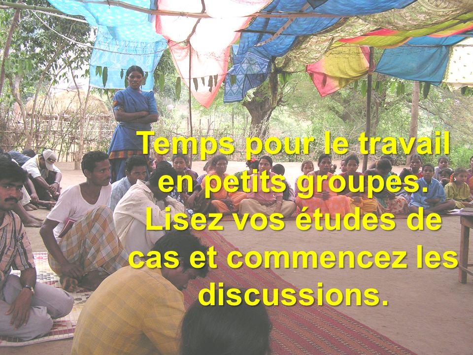 Assez de presentations: temps vous (AGENTS de la VieRéelle!) de passer laction