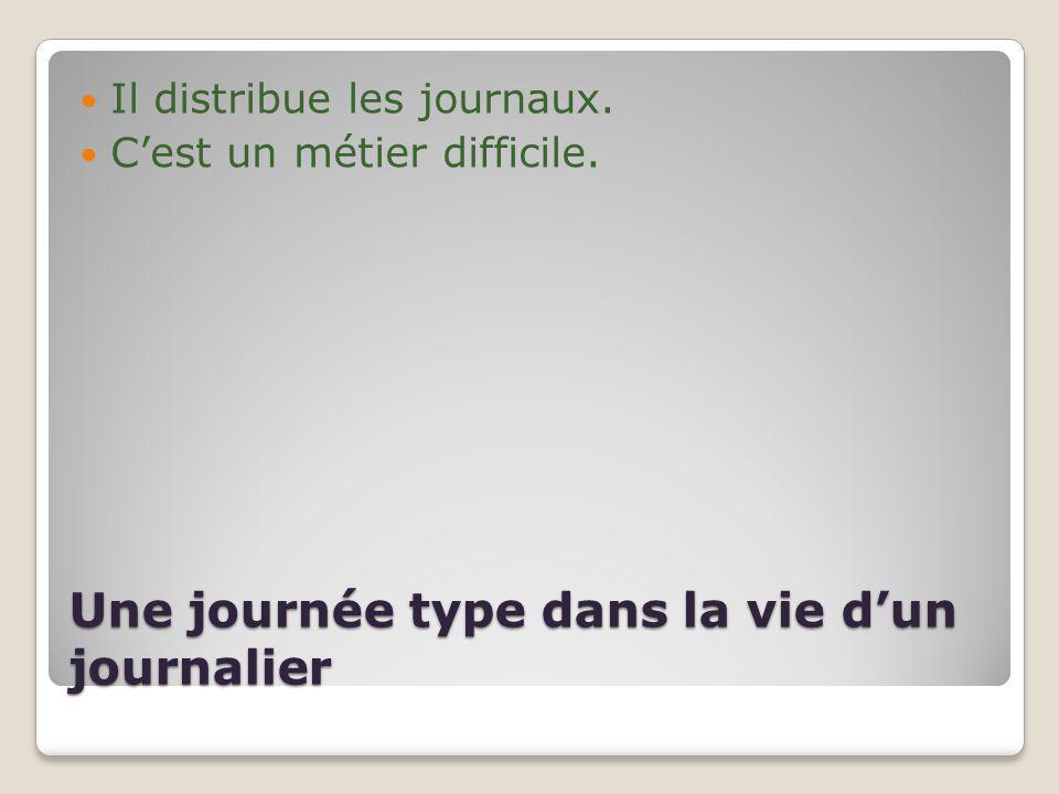 Lutilité des journaux Les journaux daujourdhui contiennent les mêmes informations que les journaux dautrefois.