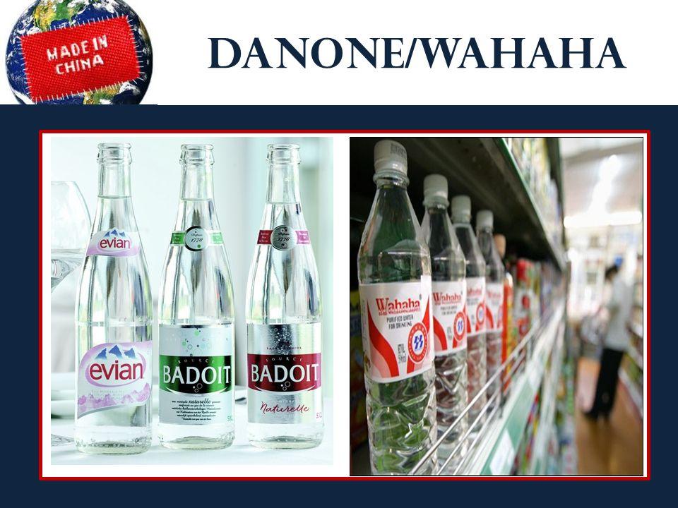 DANONE/WAHAHA