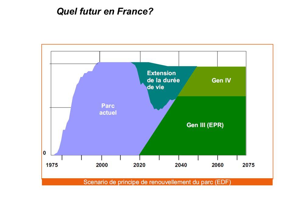 Quel futur en France?