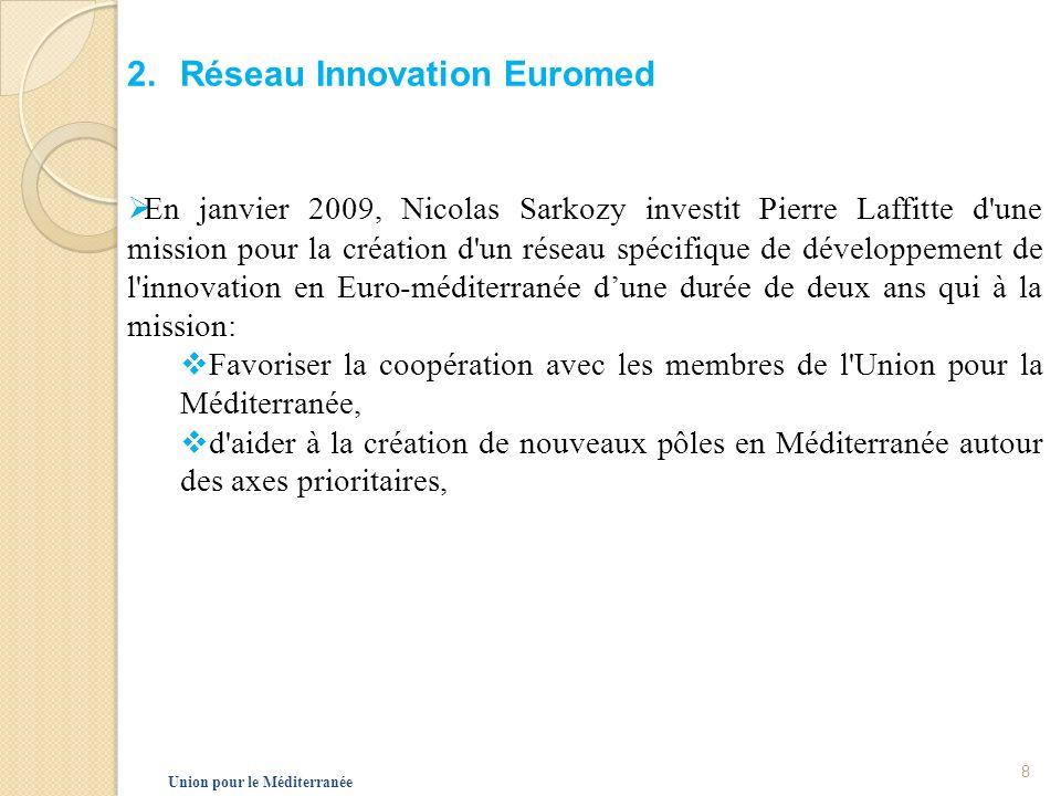 3.Université euro-méditerranéenne à Piran (Slovénie) Vers un espace euro-méditerranéen de lenseignement supérieur et de la recherche.