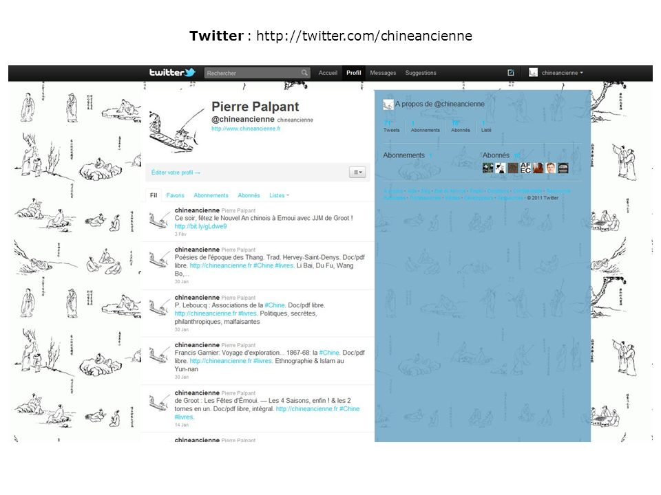 Twitter : http://twitter.com/chineancienne