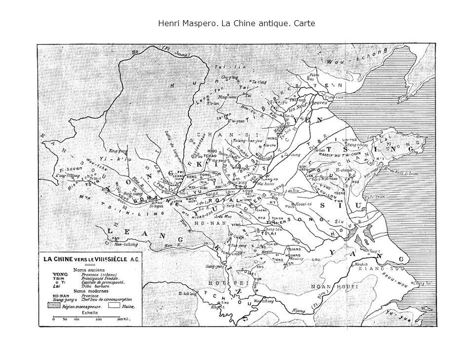 Feuilleter. Exemple de liens hypertextes dans La pensée chinoise