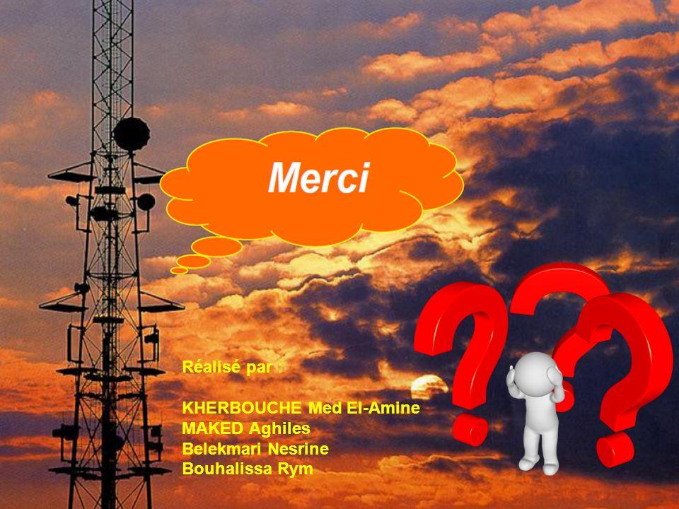 37 16/11/2013 Réalisé par : KHERBOUCHE Med El-Amine MAKED Aghiles Belekmari Nesrine Bouhalissa Rym