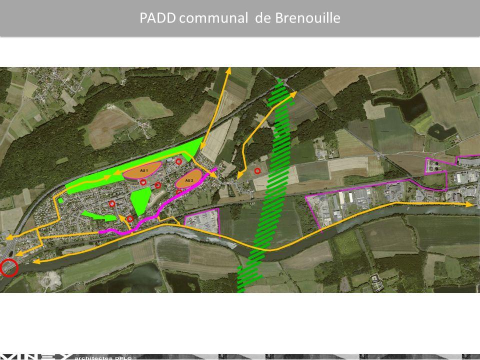 PADD communal de Brenouille