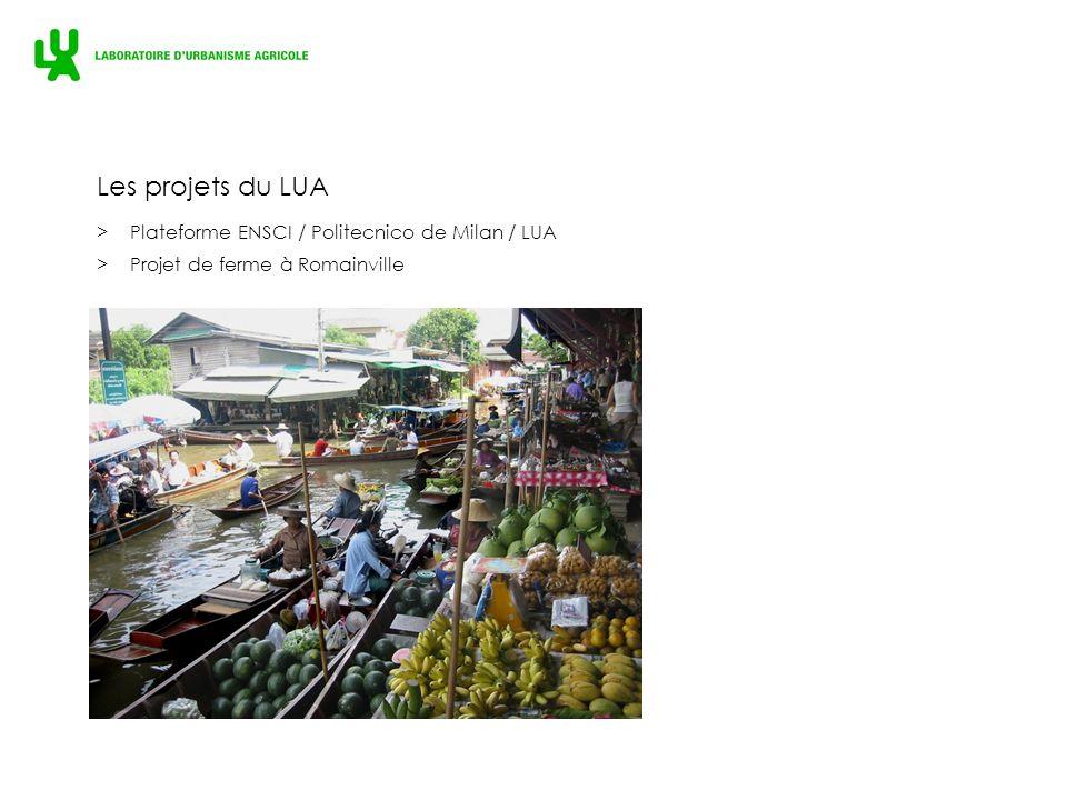 Les projets du LUA >Plateforme ENSCI / Politecnico de Milan / LUA >Projet de ferme à Romainville