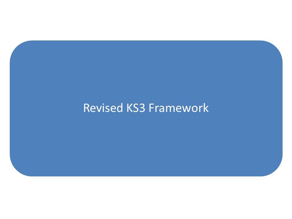 Revised KS3 Framework