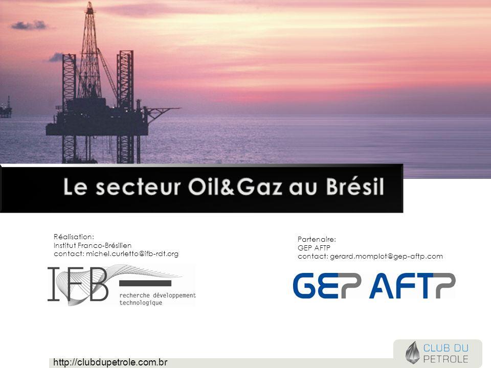 Réalisation: Institut Franco-Brésilien contact: michel.curletto@ifb-rdt.org Partenaire: GEP AFTP contact: gerard.momplot@gep-aftp.com