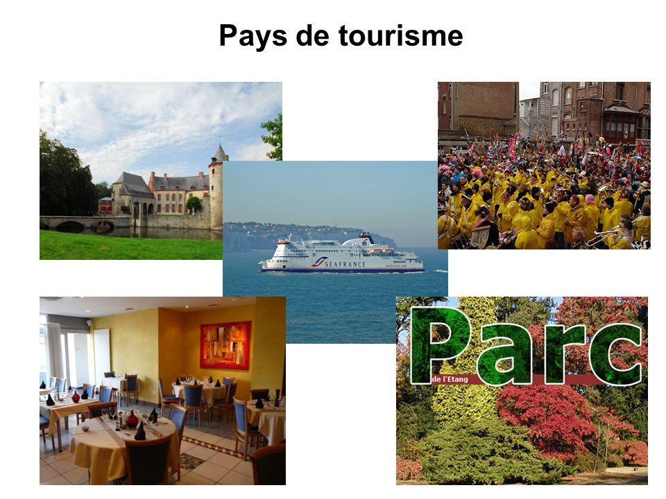 Pays de tourisme