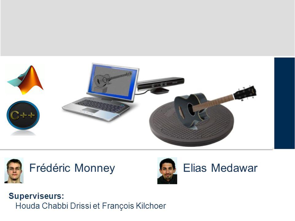 Frédéric MonneyElias Medawar Superviseurs: Houda Chabbi Drissi et François Kilchoer 3D-Rock