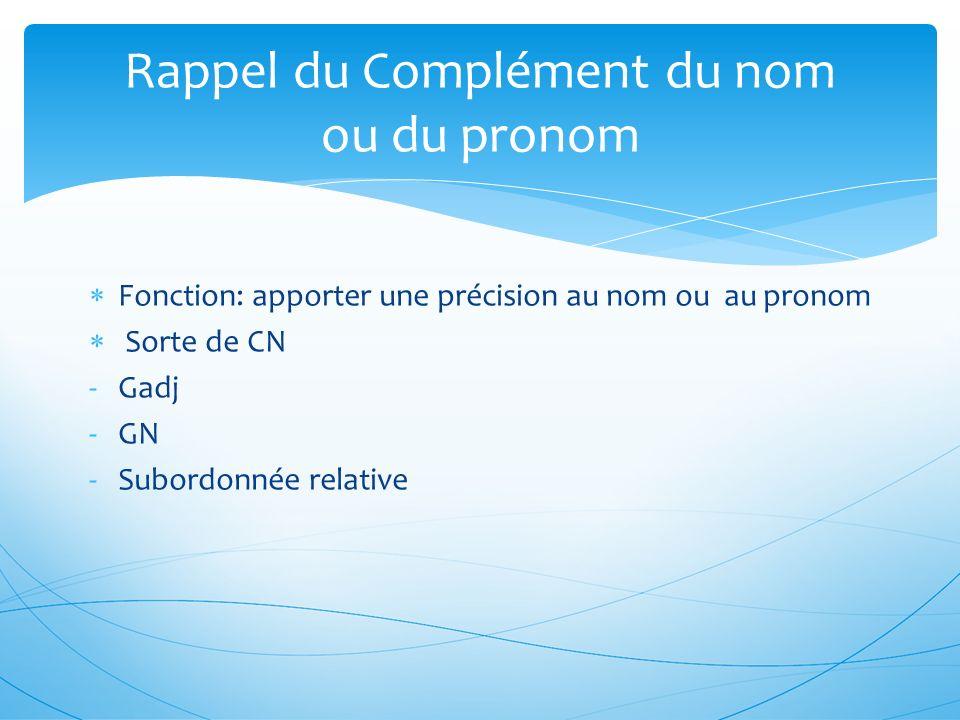 Les fonctions Page 25 et 26 n°1,2,3 Par: Béatrice Gagnon, Charlotte Meunier et Sabrina Assef