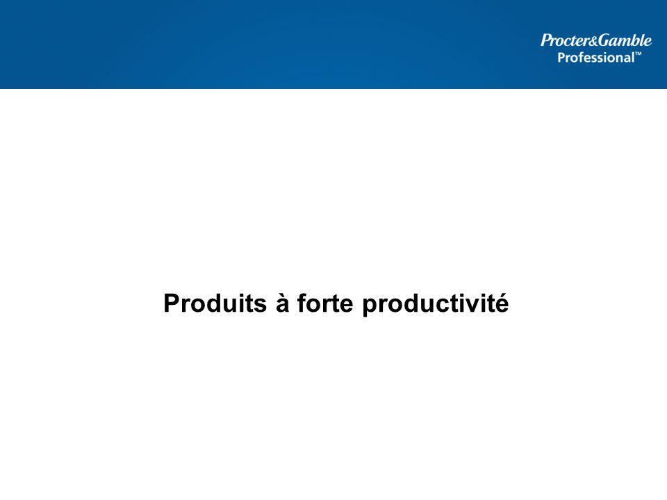 Produits à forte productivité