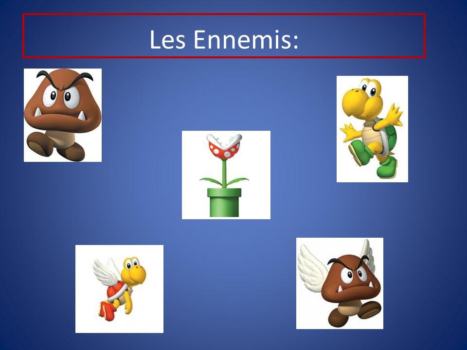 Les Ennemis: