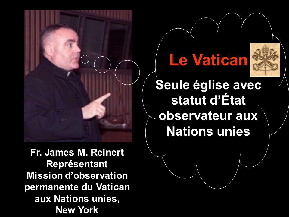 AVEC QUI CES GROUPES ONT-ILS DES LIENS ÉTROITS AUX NATIONS UNIES