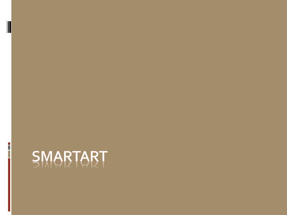 Visualisez le résultat .En un simple clic, SmartArt transforme les points des puces en graphiques.