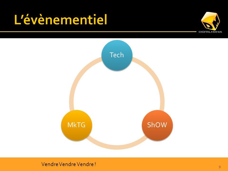 IT Manager Rôle : - Décide des solutions et des outils techniques Il doit être au courant de tout ce qui se passe dans le domaine en terme de nouvelles technologies IT Manager Rôle : - Décide des solutions et des outils techniques Il doit être au courant de tout ce qui se passe dans le domaine en terme de nouvelles technologies 9 Vendre Vendre Vendre .