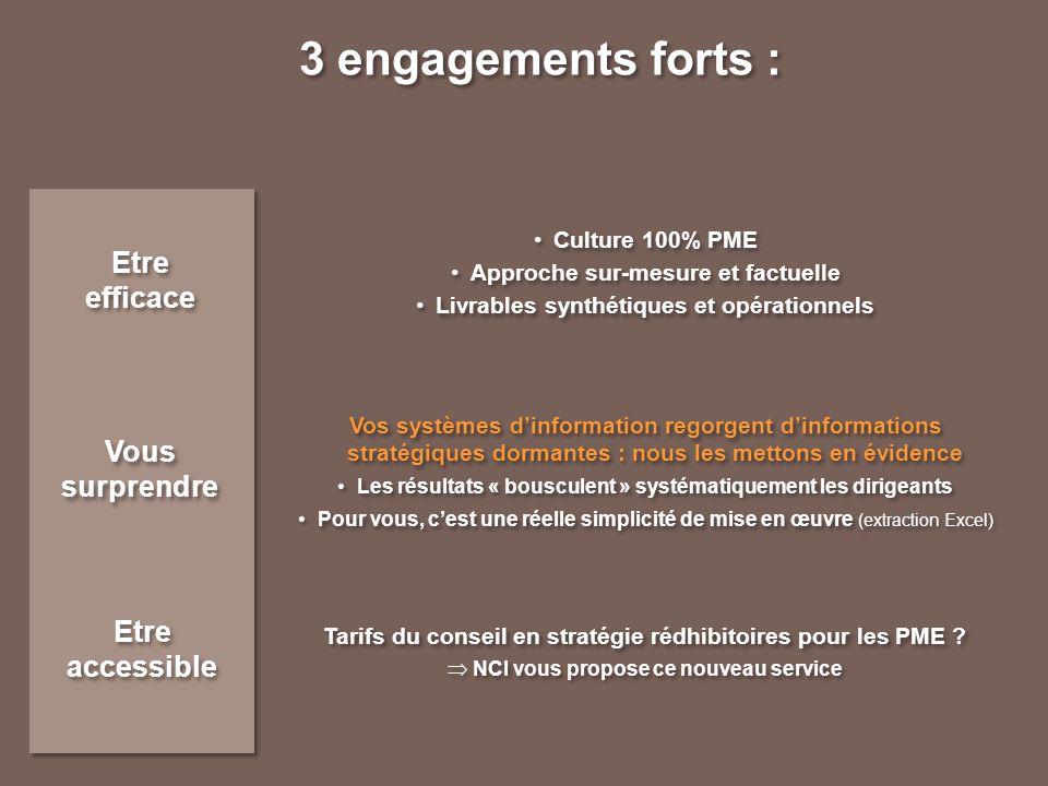 Eclairons vos ambitions… Pôle Stratégie Performance Contact : y.guiol@n-ci.com www.n-ci.com