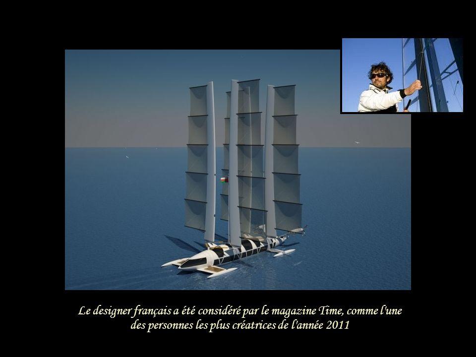 Le yacht volant a été présenté parmi d'autres projets en juin 2010, au Musée de lAir et de lEspace à Paris. Il a été construit depuis