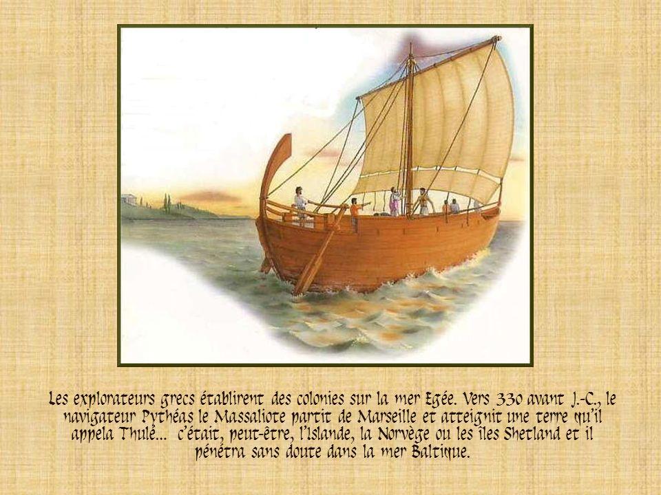 Vers 981, le chef viking Erik le Rouge quitta lIslande que son chef avait colonisée et découvrit le Groenland. Il y retourna deux ans plus tard pour y