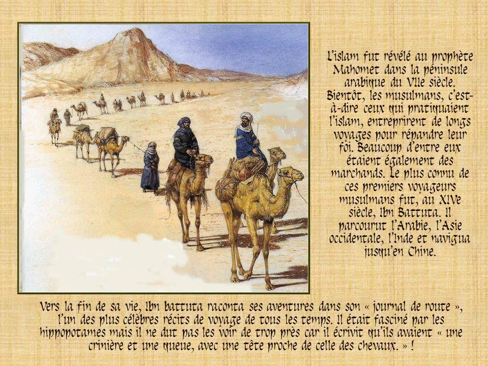Les voyageurs de lIslam
