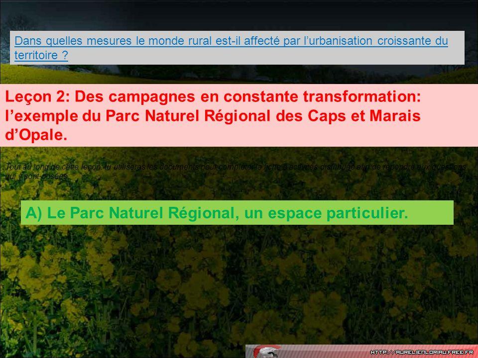 Page daccueil du site Internet du PNR des Caps et Marais dOpale