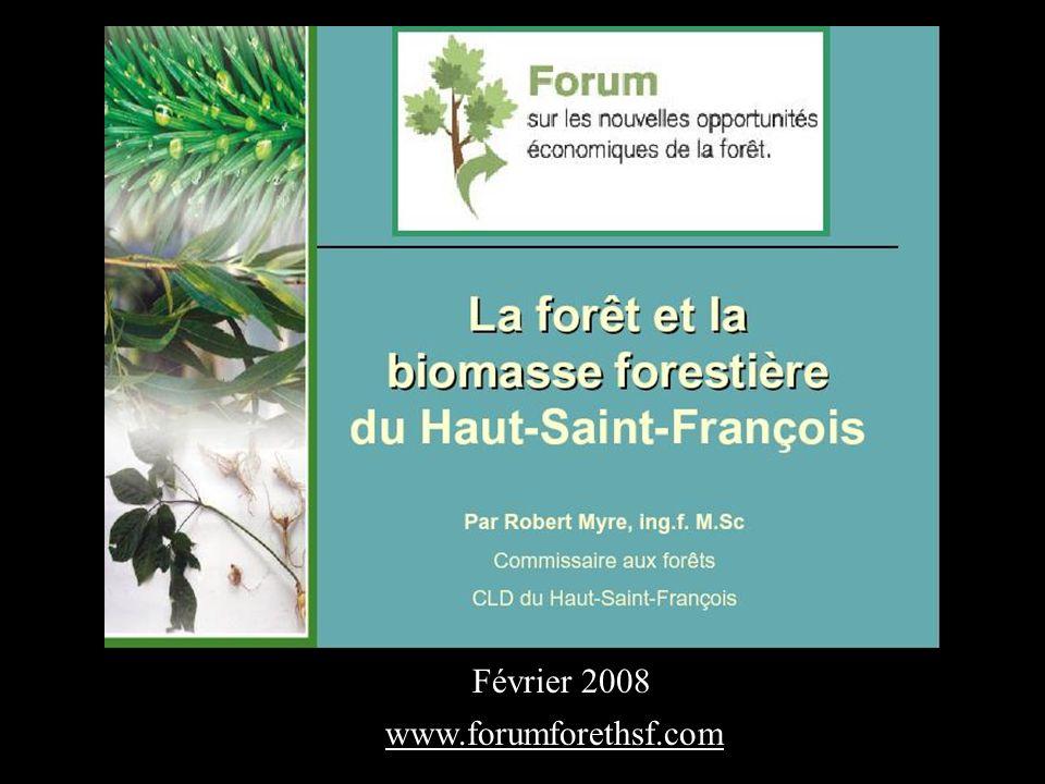 Février 2008 www.forumforethsf.com