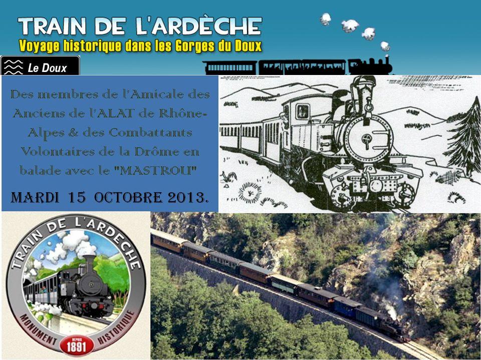 Le chemin de fer du Vivarais (CFV), appelé aussi « Le Mastrou », est un chemin de fer touristique à voie numérique se trouvant en Ardèche.