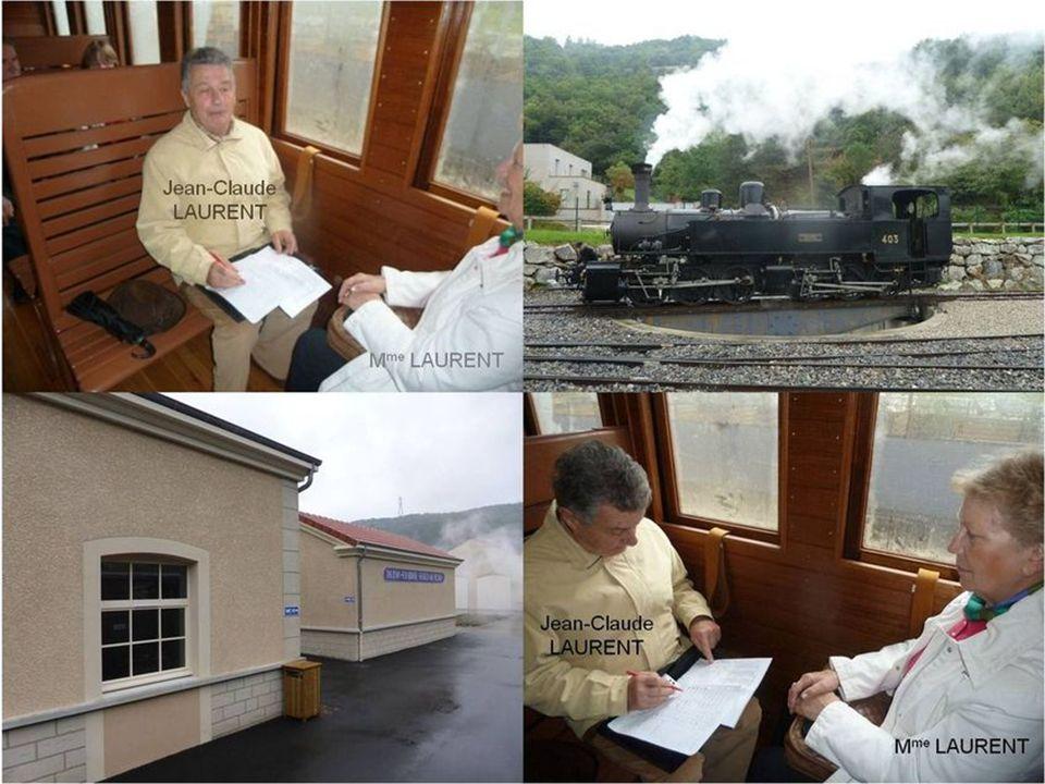Le train de lArdèche associe la qualité des paysages traversés et un caractère historique marqué.