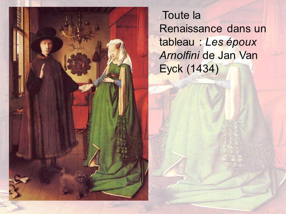 Toute la Renaissance dans un tableau : Les époux Arnolfini de Jan Van Eyck (1434)