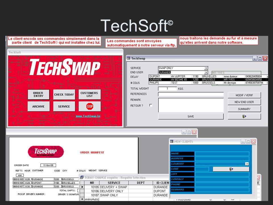 TechSoft ©