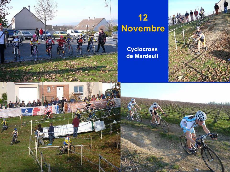 12 Novembre Cyclocross de Mardeuil