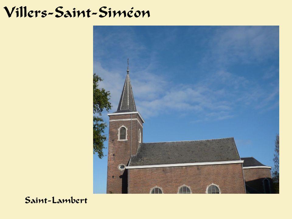 Villers Villers-Saint-Siméon Saint-Lambert
