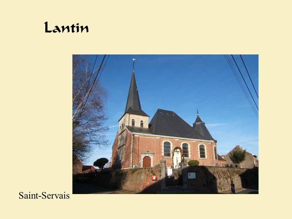 Lantin Lantin Saint-Servais