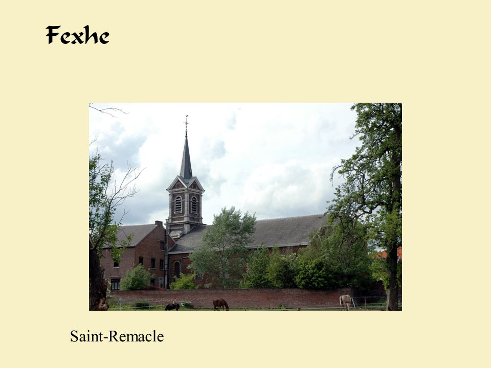 Fexhe Saint-Remacle