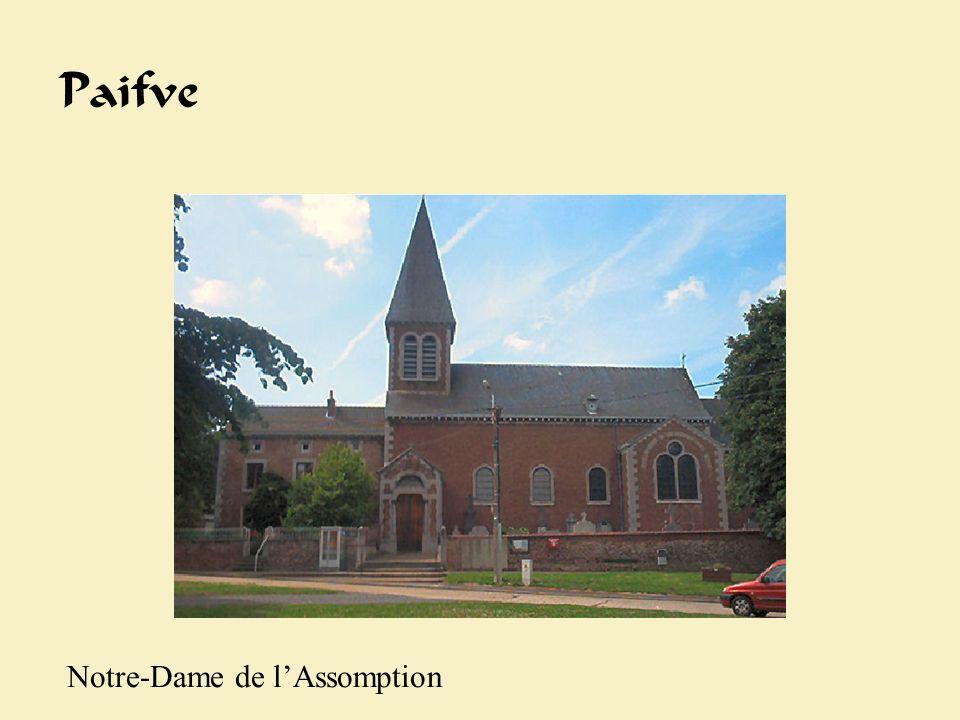 Paifve Notre-Dame de lAssomption