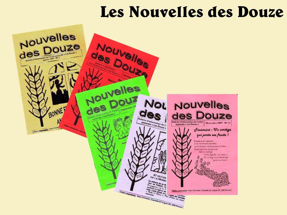 Journal Les Nouvelles des Douze