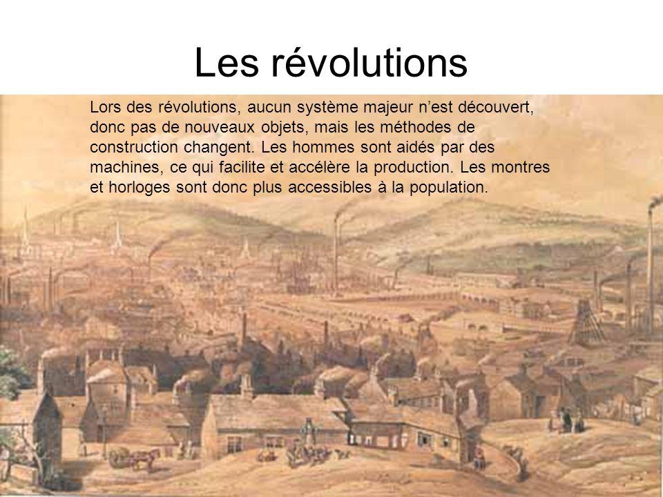 La période contemporaine La période contemporaine est la période pendant laquelle le développement des technologies, et donc de la précision, a été le plus rapide.