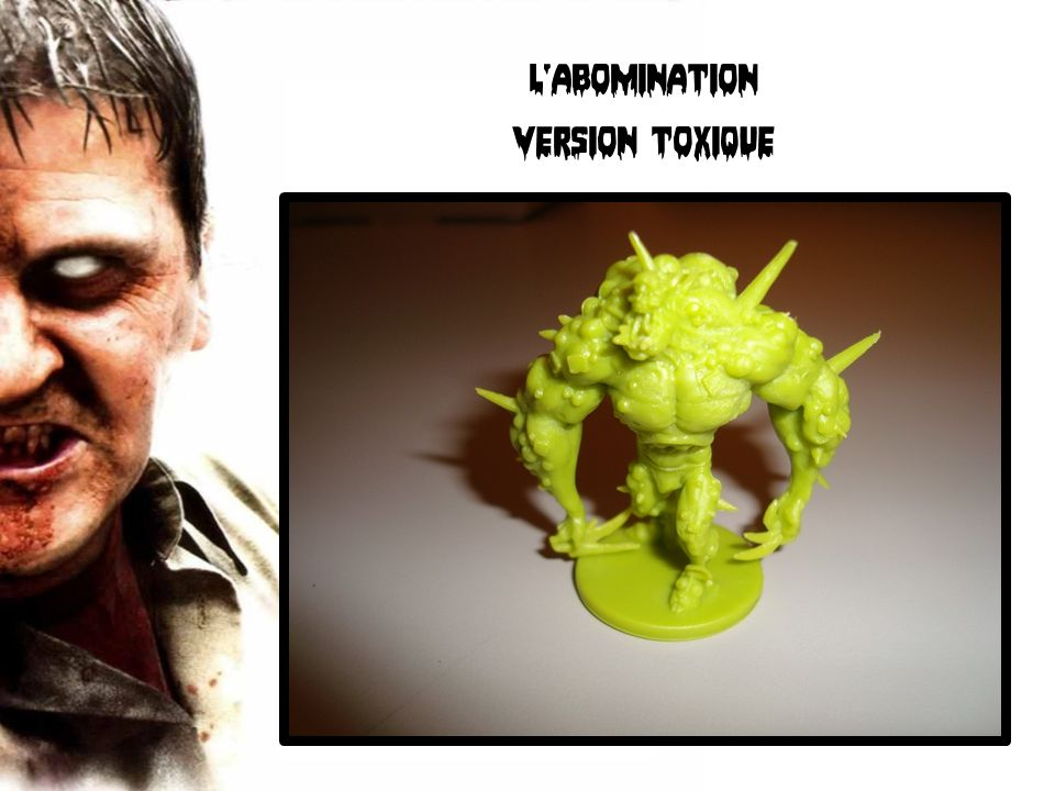 Labomination Version toxique