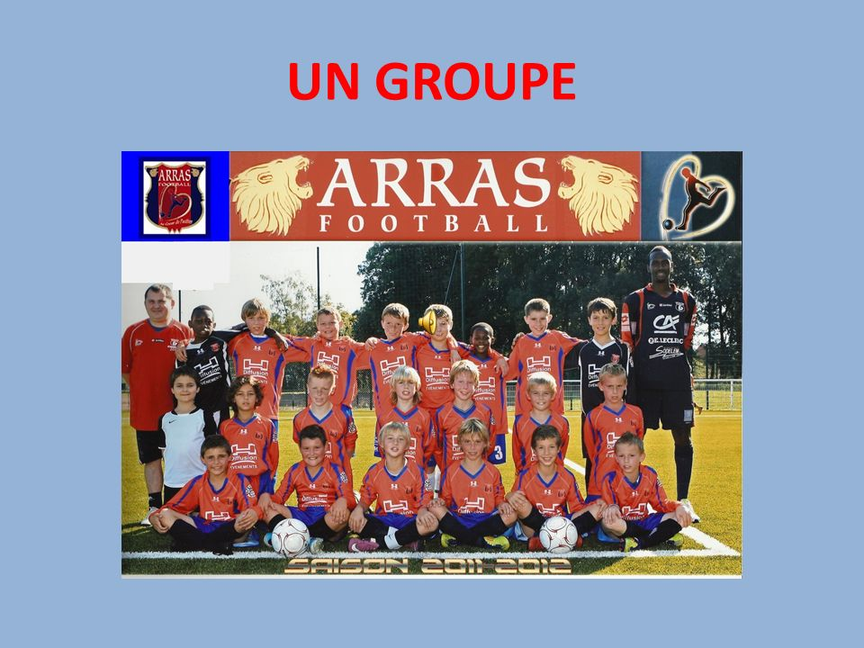 ARRAS FA U11 SAISON 2011/2012 Par Rudy