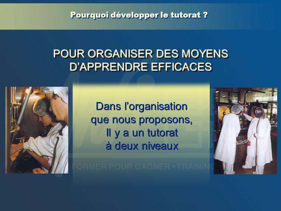 Comment développer le management de laccompagnement pour aider les opérateurs à progresser .
