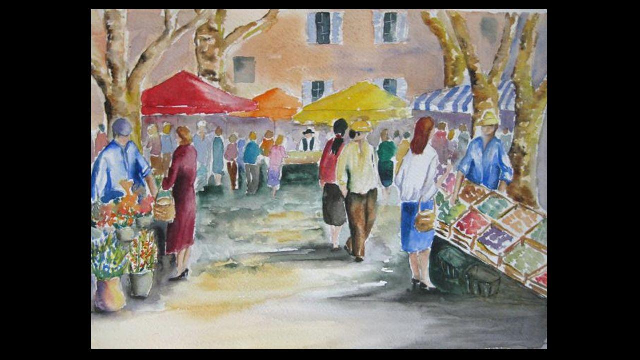 Je savais un portail dans une rue passante Qui les jours de marché, était invitation. Le proche boulanger dont le pain sentait bon Attendait ce moment