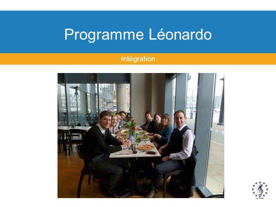 Programme Léonardo Intégration