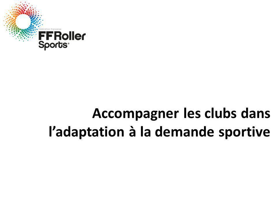 Accompagner les clubs dans ladaptation à la demande sportive