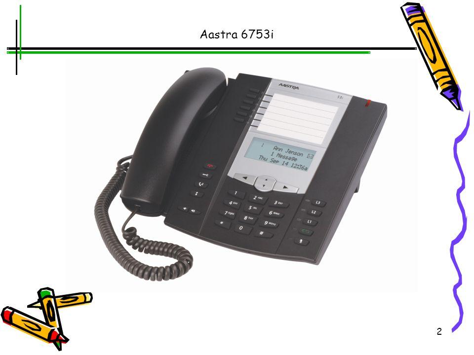 32 Déverrouiller votre poste Appuyer sur la « Clef » Puis composer le mot de passe par défaut 1111 Puis entrer