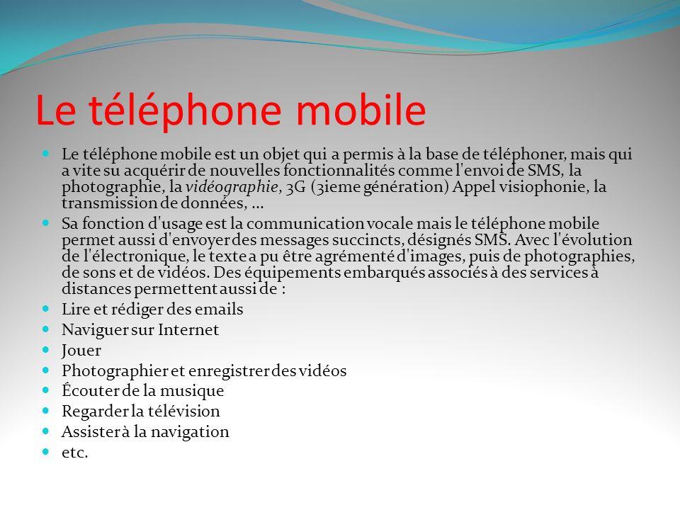 Suite Avec l'évolution de l'électronique HF et des techniques numériques, les téléphones d'intérieurs sont désormais sans fil. Un ou (plusieurs) combi