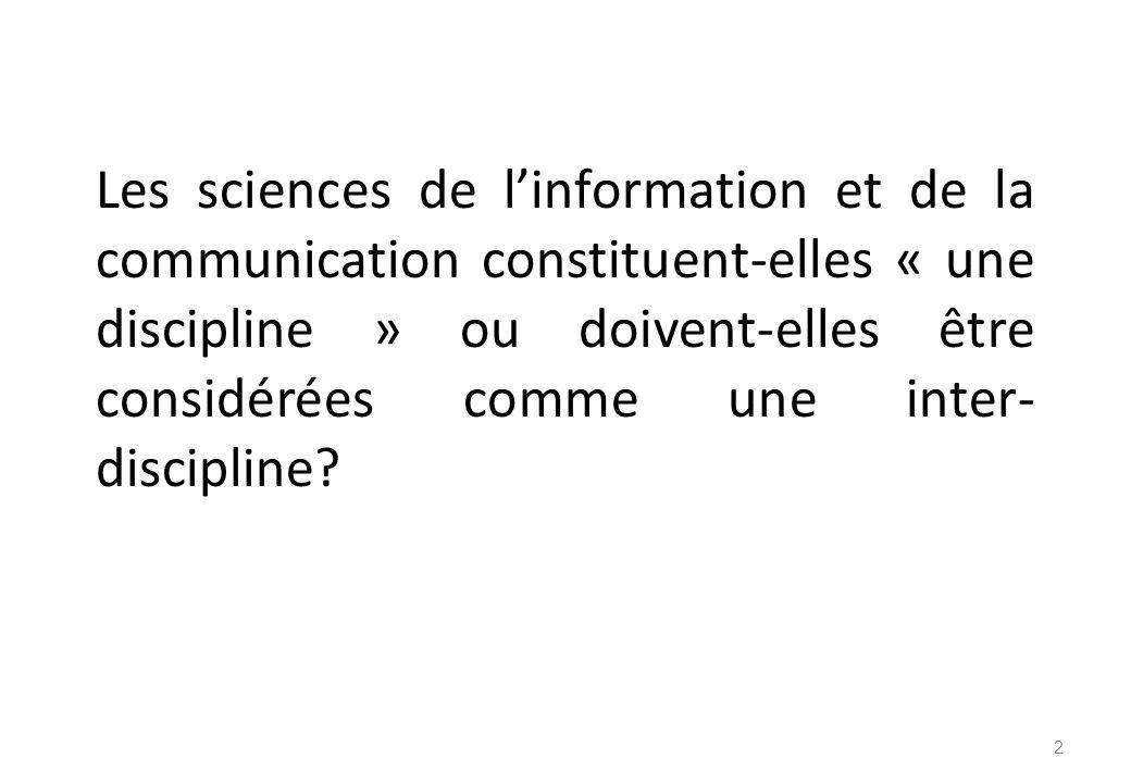 LA PENSEE COMMUNICATIONNELLE 3