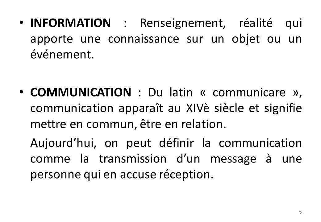 COMMUNICATION = 2 POLES 2 pôles dans la relation humaine : lémetteur et le récepteur.