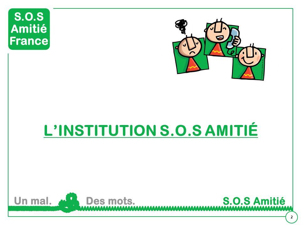 2 LINSTITUTION S.O.S AMITIÉ
